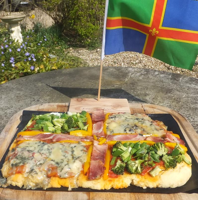 LINCOLNSHIRE DAY CELEBRATION PIZZA RECIPE