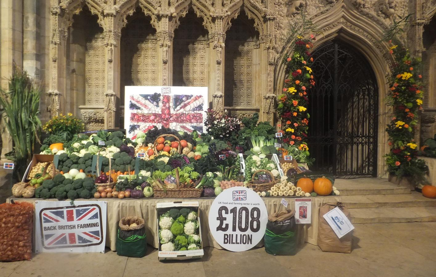 BRITISH FOOD FORTNIGHT