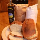 Bread made with Ownsworth's Rapeseed Oil